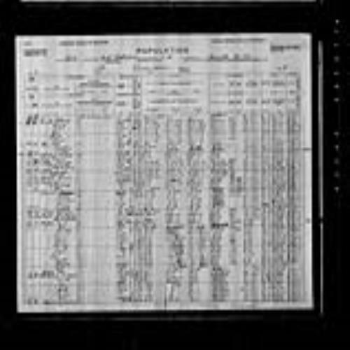 Digitized page of Census of the Prairie Provinces, 1926, Page number 4, for Frank Madon