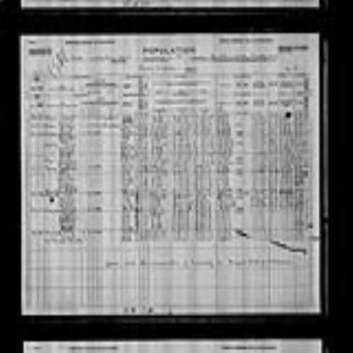 Digitized page of Census of the Prairie Provinces, 1926, Page number 7, for Winnifred Fowler
