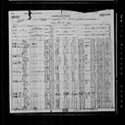 Digitized page of Census of the Prairie Provinces, 1926, Page number 9, for Joe Labontie