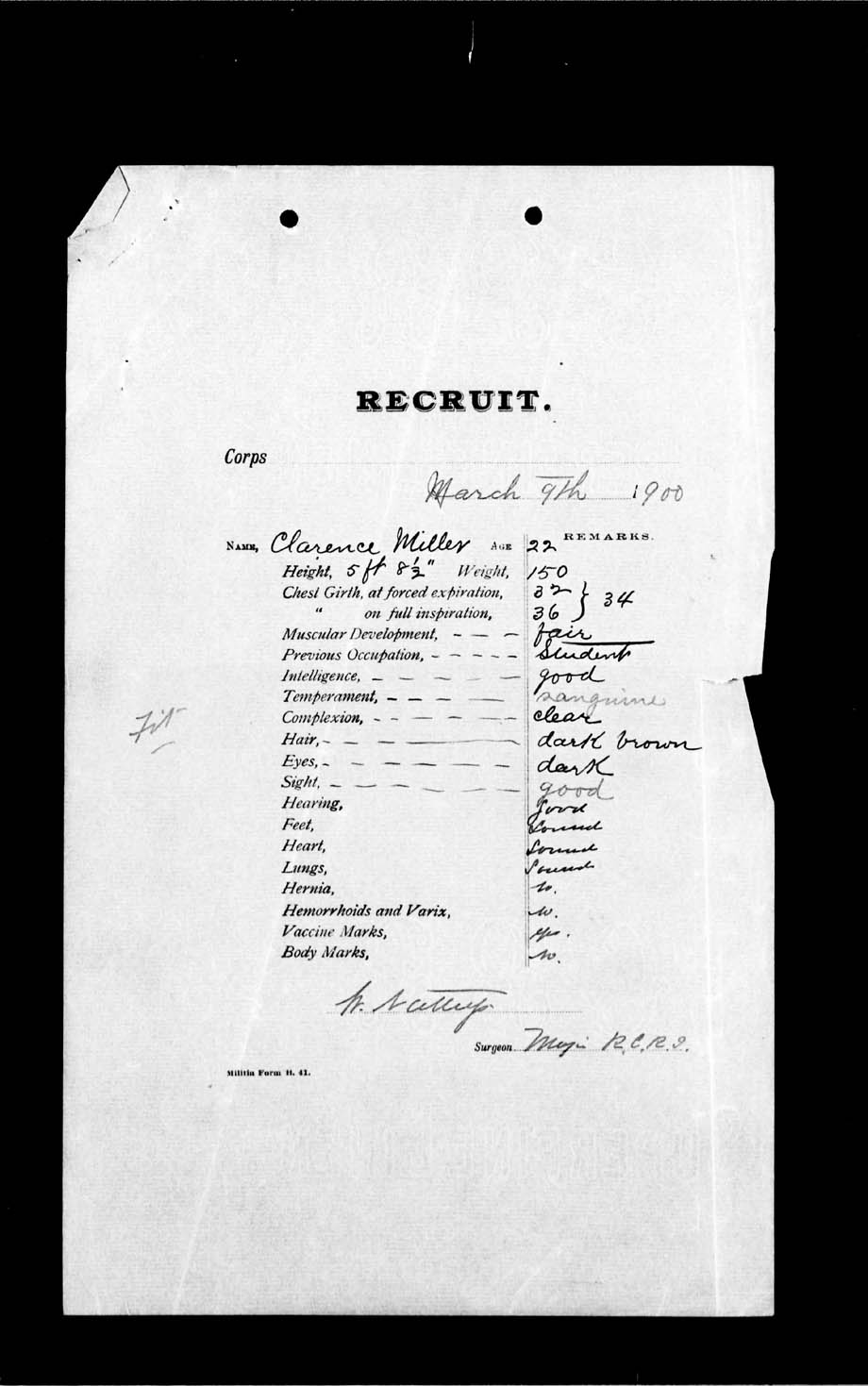 Digitized page of Boer War for Image No.: e002185937