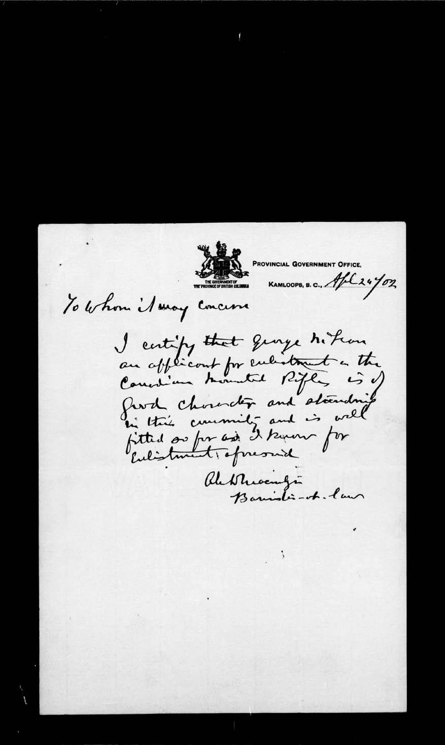 Page numérisé de Boer War pour l'image numéro: e002191157