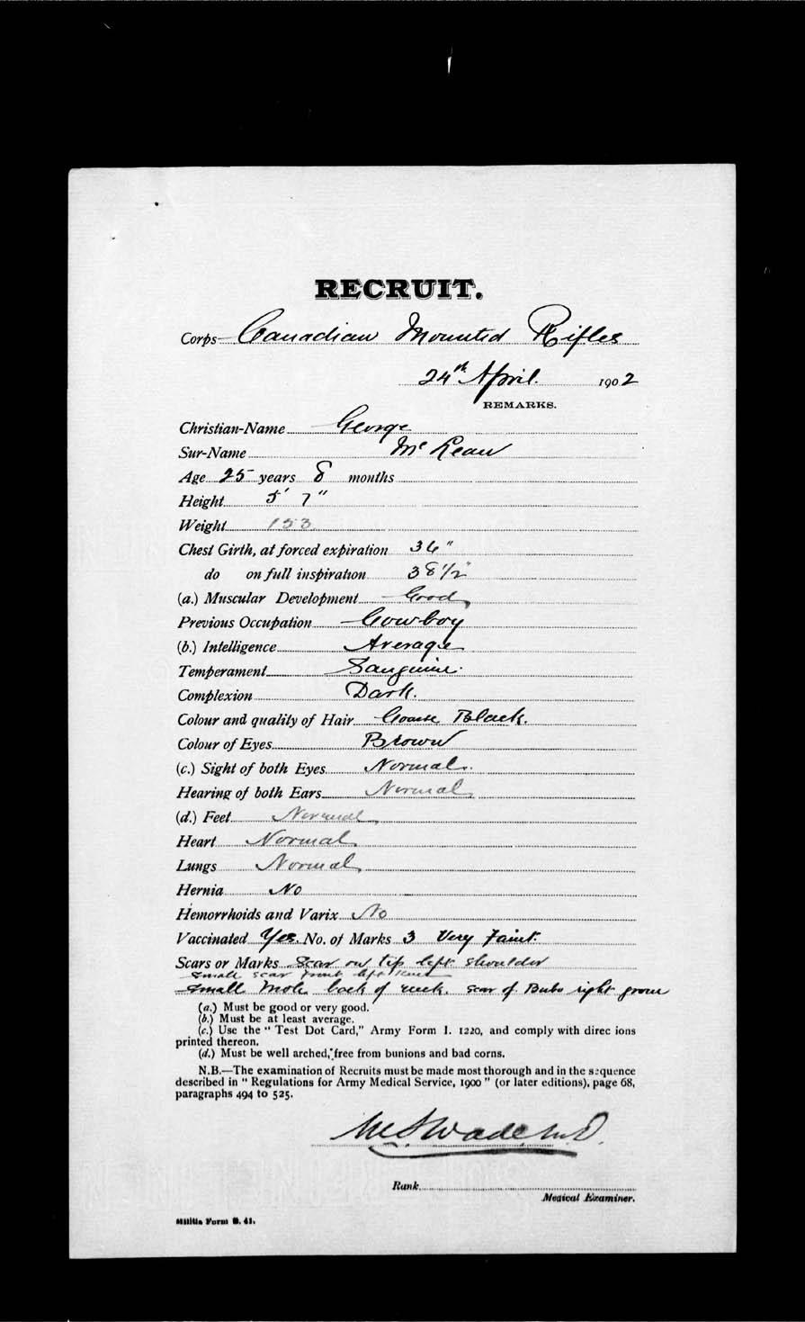 Page numérisé de Boer War pour l'image numéro: e002191158
