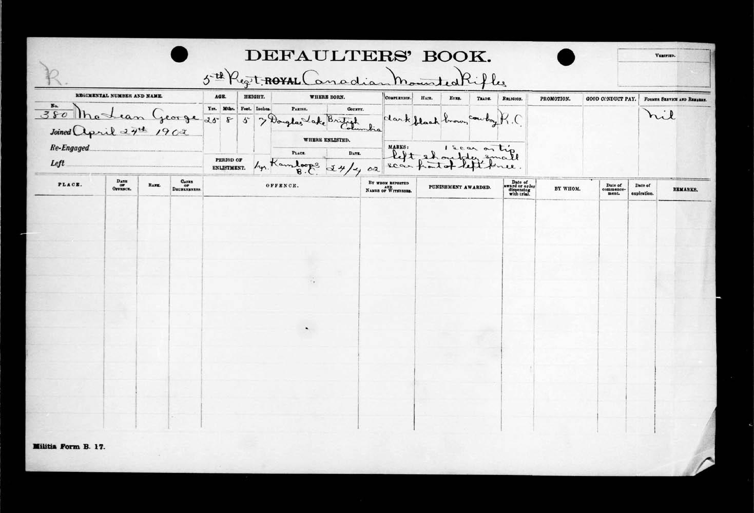 Page numérisé de Boer War pour l'image numéro: e002191159