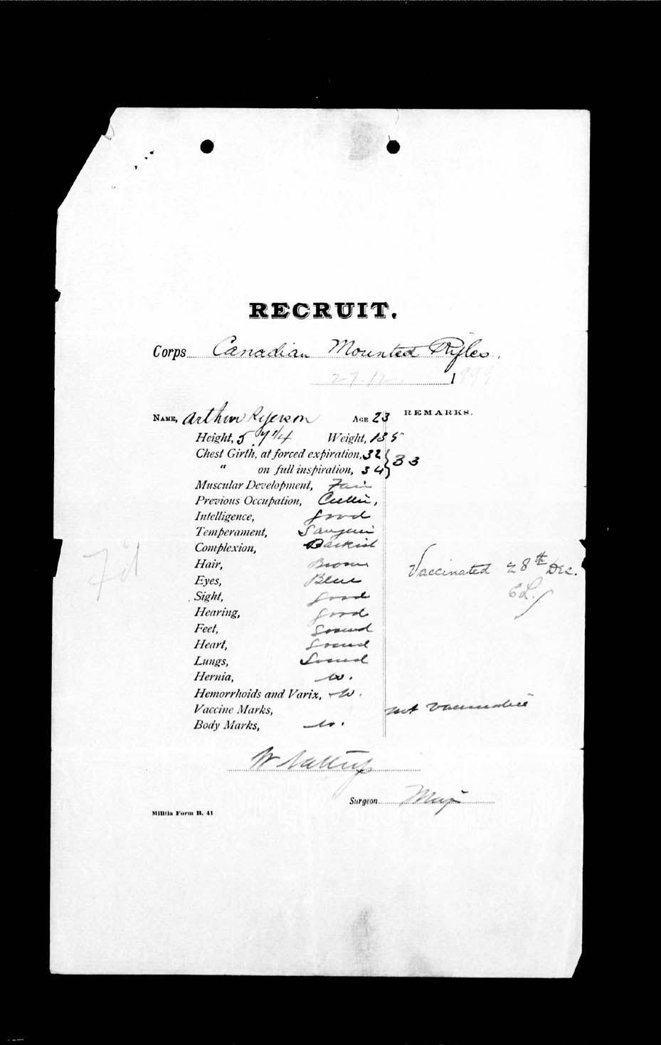 Digitized page of Boer War for Image No.: e002199328