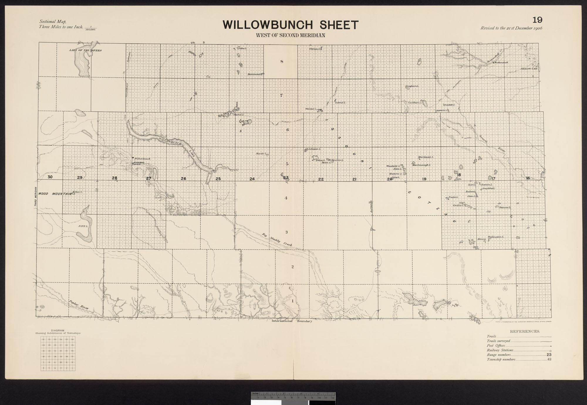 Ernest Nackay et Albina Michaud en Saskatchewan. ?id=e003004529&op=img&app=westernlandgrants