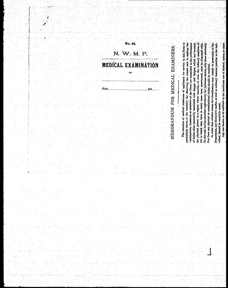 Digitized page of NWMP for Image No.: sf-03290.0004-v7