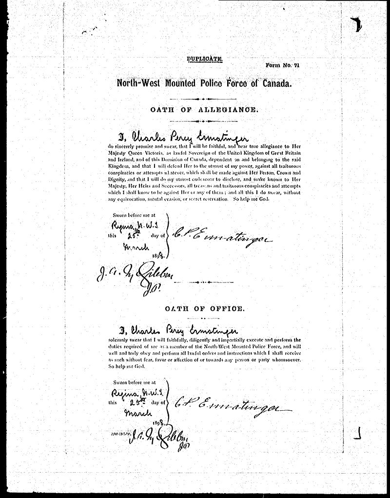 Digitized page of NWMP for Image No.: sf-03290.0008-v7