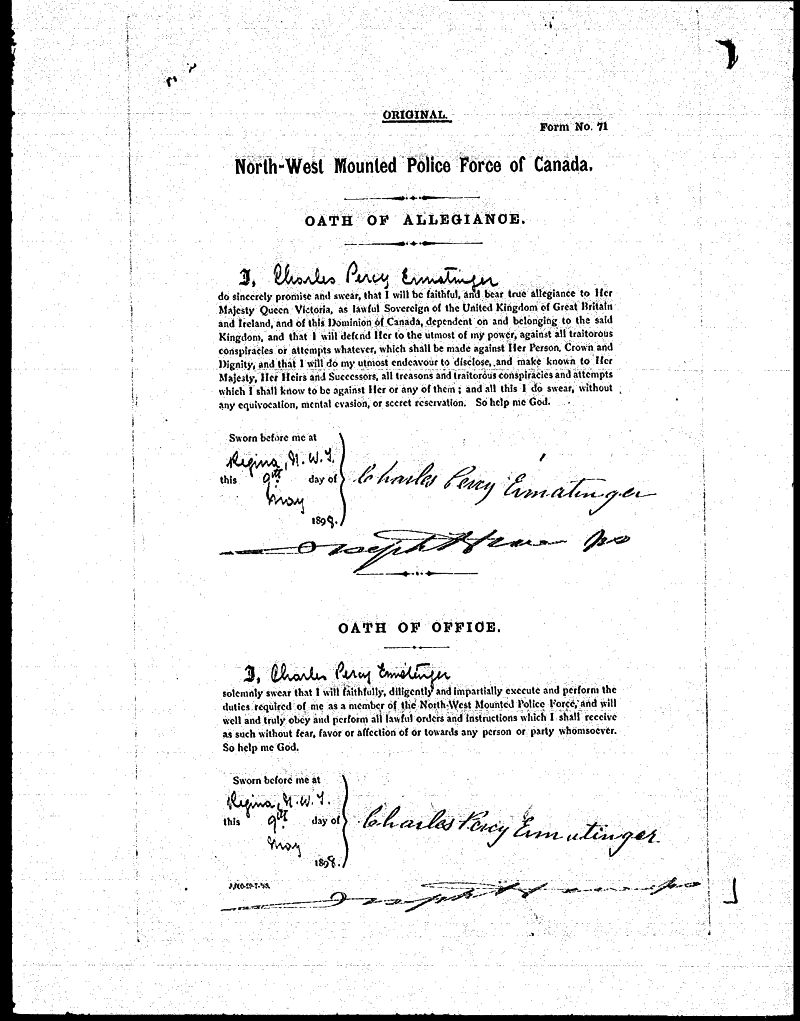 Digitized page of NWMP for Image No.: sf-03290.0011-v7