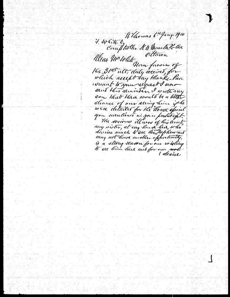 Digitized page of NWMP for Image No.: sf-03290.0020-v7