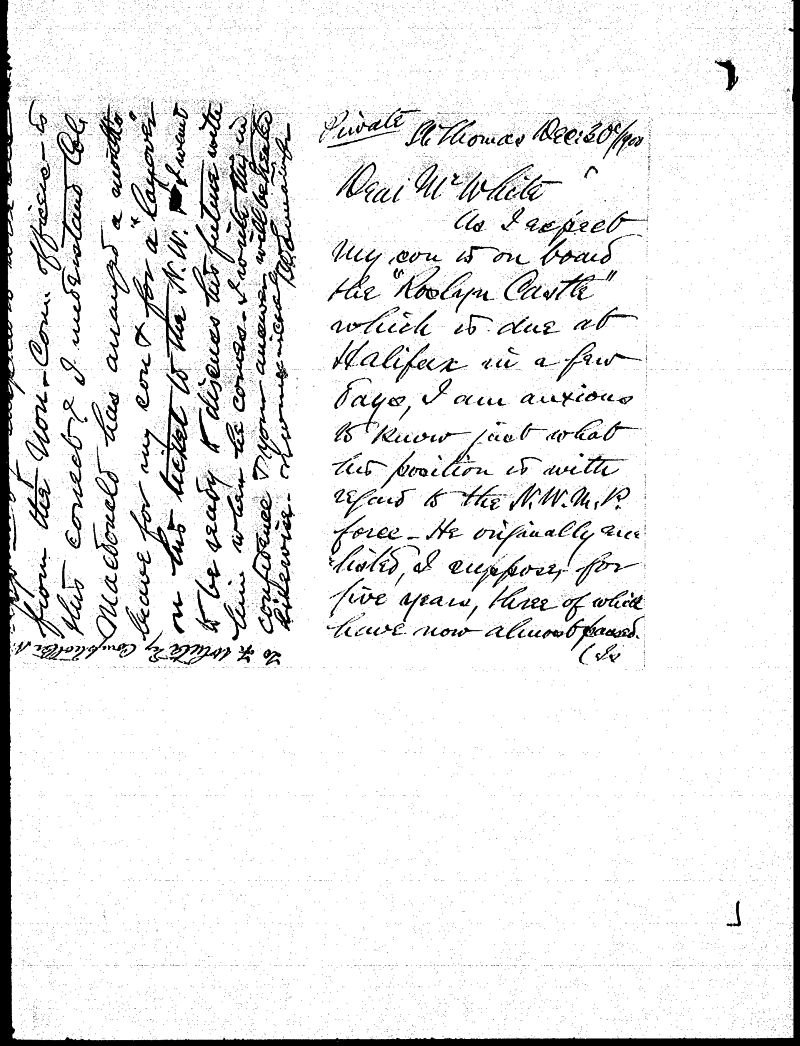 Digitized page of NWMP for Image No.: sf-03290.0027-v7