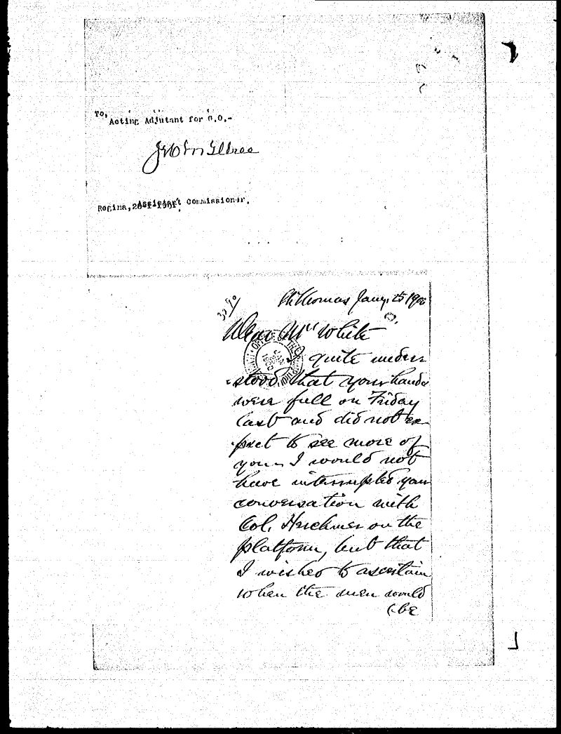 Digitized page of NWMP for Image No.: sf-03290.0033-v7