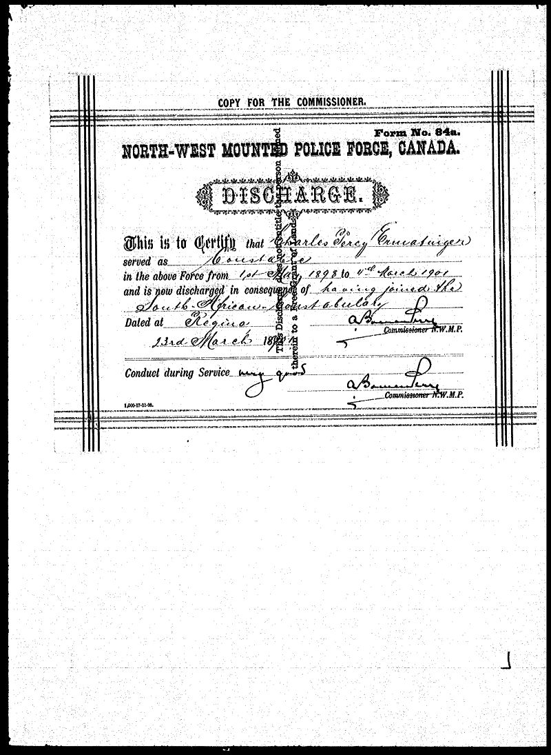 Digitized page of NWMP for Image No.: sf-03290.0049-v7