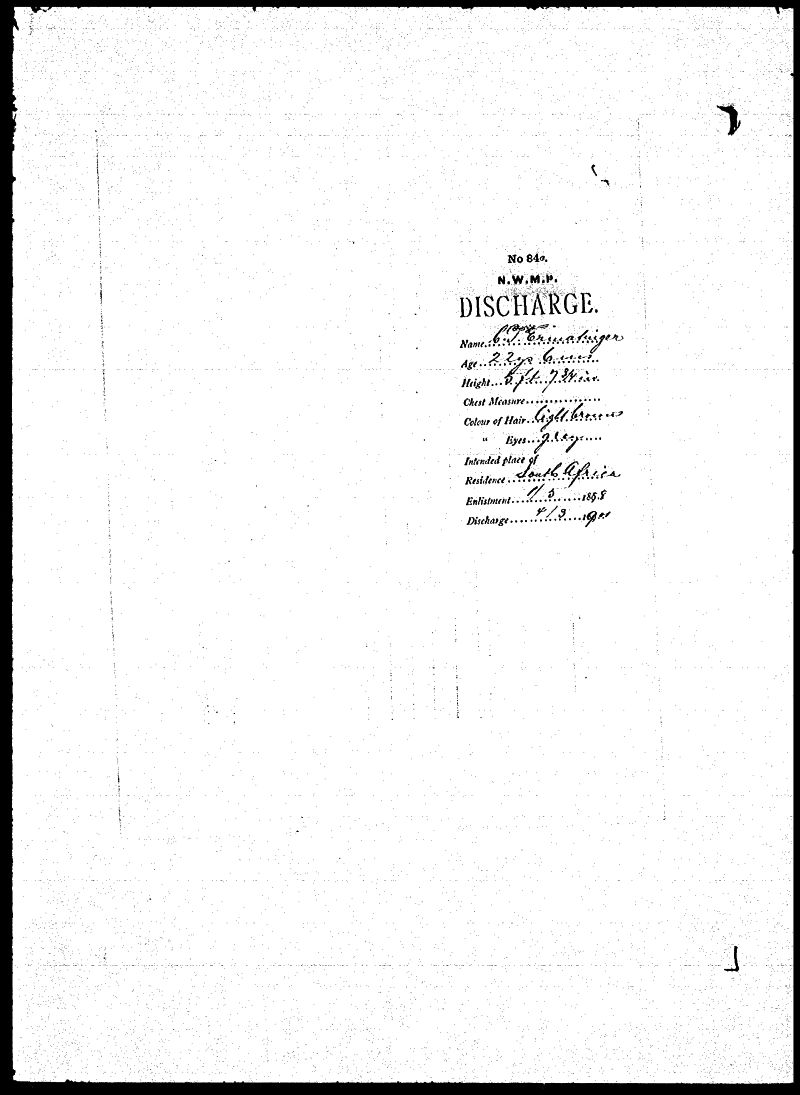 Digitized page of NWMP for Image No.: sf-03290.0050-v7