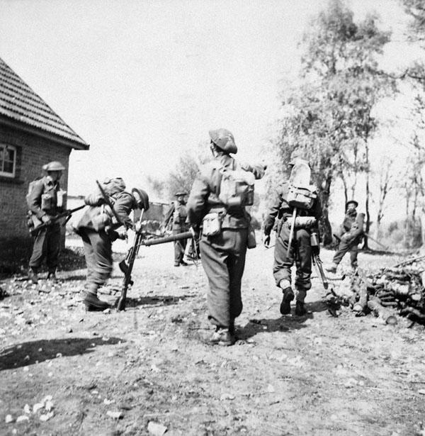 Infantrymen of