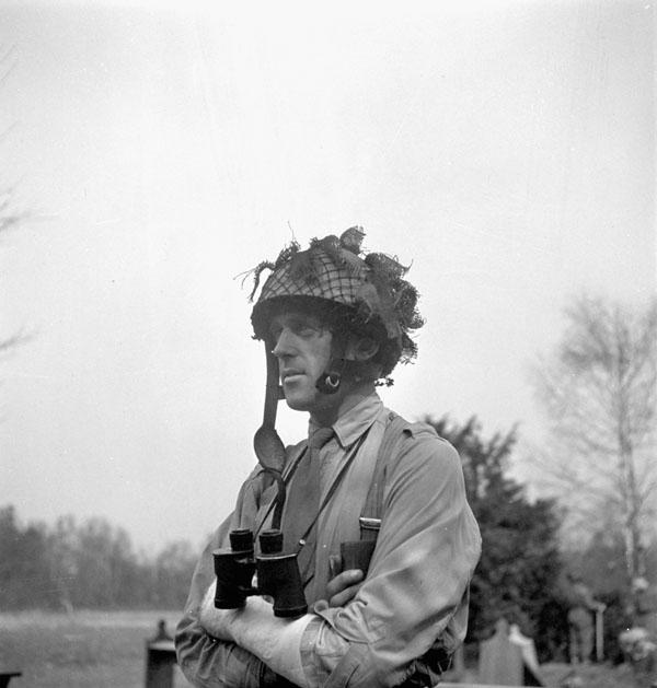 Major P.R. Griffin, Commanding Officer,