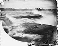 Chaudière Falls from bridge. [76 KB, 760 X 604]