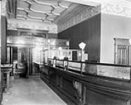 Interior of Quebec Bank. [91 KB, 760 X 609]