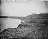 Fort Edmonton. October 23, 1871. [83 KB, 760 X 619]