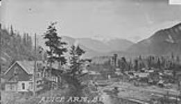 MIKAN 3306670 Town of Alice Arm, B.C. Aug. 1928 [Town of Alice Arm, B.C., Aug. 1928]