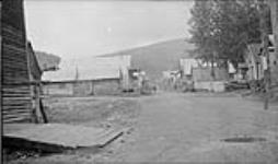 MIKAN 3306723 Part of town of Barkerville, B.C. July, 1935 [Part of town of Barkerville, B.C., July, 1935]