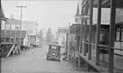 MIKAN 3306724 Part of town of Barkerville, B.C. July 1935 [Part of town of Barkerville, B.C., July 1935]