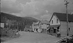 MIKAN 3309053 Town of Wells, B.C. July 1935 [Town of Wells, B.C., July 1935]