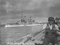 """MIKAN 3300119 Halifax, U.S. Battleship """"Indiana"""". Aug. 1902 [Halifax, U.S. Battleship 'Indiana'., Aug. 1902]"""