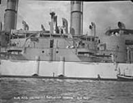 """MIKAN 3300121 Halifax, [U.S.] Battleship """"Indiana"""". Aug. 1902 [Halifax, [U.S.] Battleship 'Indiana'., Aug. 1902]"""