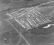 MIKAN 3320564 Aerial view of the Town of Arvida, P.Q. 1927 [Aerial view of the Town of Arvida, P.Q., 1927]