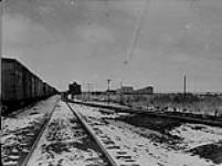 MIKAN 3303405 McLennan Station and town, E.D. & B.C. Ry. Alta. 1920 [McLennan Station and town, E.D. & B.C. Ry. Alta., 1920]