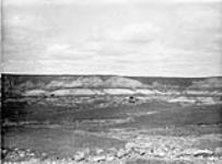 MIKAN 3372817 Yardley's mine, near Estevan, [Sask.] in coulee South of town. 1902 [Yardley's mine, near Estevan, [Sask.] in coulee South of town., 1902]