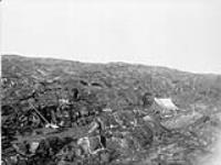 MIKAN 3406575 Wreck camp, Chesterfield Inlet, [N.W.T.], [Sept. 29-30, 1903]. September 29-30, 1903. [Wreck camp, Chesterfield Inlet, [N.W.T.], [Sept. 29-30, 1903]., September 29-30, 1903.]