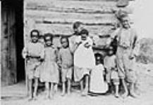 MIKAN 3193364 Black Colony, Athabasca Landing, Alberta. [75 KB, 760 X 524]