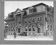 MIKAN 3315795 Post Office, Prince Albert, Sask. 1927 [170 KB, 1000 X 800]