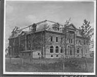 MIKAN 3369187 (Customs Post Office and Court Building under construction) Prince Albert, Sask. Sept. 1st, 1905 [172 KB, 1000 X 792]