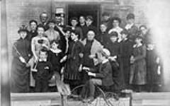 MIKAN 3381324 Berthier School. 1886. [Berthier School., 1886.]
