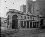 Craig Street Terminus, Montreal Tramways Co. ca. 1925 [157 KB, 1000 X 807]