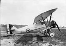 "MIKAN 3642440 Armstrong-Whitworth ""Siskin"" IIIA aircraft 21 of the R.C.A.F. 22 May 1931 [Armstrong-Whitworth 'Siskin' IIIA aircraft 21 of the R.C.A.F., 22 May 1931]"