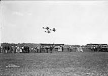 MIKAN 3224391 Armstrong Whitworth 'Atlas' and 'Siskin' aircraft during Air Force Day at R.C.A.F. station. 14 July 1934 [Armstrong Whitworth 'Atlas' and 'Siskin' aircraft during Air Force Day at R.C.A.F. station., 14 July 1934]