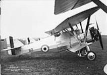 MIKAN 3203339 Armstrong Whitworth 'Siskin' IIIA aircraft 60 of the R.C.A.F., Air Force Day. 14 July 1934 [Armstrong Whitworth 'Siskin' IIIA aircraft 60 of the R.C.A.F., Air Force Day., 14 July 1934]