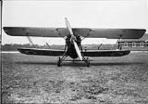 MIKAN 3580854 Atlas aircraft, Rockcliffe, front view. 12 July 1934 [Atlas aircraft, Rockcliffe, front view., 12 July 1934]