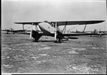 "MIKAN 3390169 [De Havilland ""Dragonfly"" aircraft 7623 of the R.C.A.F., Trenton, Ont., 1 October 1940.]. 1 Oct. 1940 [[De Havilland 'Dragonfly' aircraft 7623 of the R.C.A.F., Trenton, Ont., 1 October 1940.]., 1 Oct. 1940]"