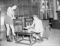 MIKAN 3585395 No. 7 Convalescent Hospital, Niagara Falls. 6 Aug. 1945 [No. 7 Convalescent Hospital, Niagara Falls., 6 Aug. 1945]