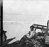 MIKAN 3407955 Dr. F. McKay after leaving Pt. Barrow, [Alaska] Aug. 1913. 1913 - 1914 [193 KB, 1000 X 956]