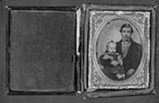 MIKAN 3255627 Man and Child. 1860's [Man and Child., 1860's]