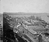 MIKAN 3330217 General View, Lower Town. [1880] [General View, Lower Town., [1880]]