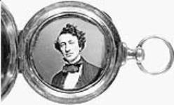 John A. Macdonald. ca. 1845-1850. [71 KB, 760 X 459]