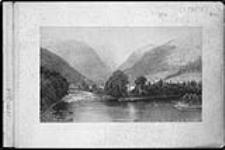 MIKAN 5269822 Little Saguenay (near St. Raymond) 1880-1890. [Little Saguenay (near St. Raymond), 1880-1890.]