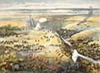 MIKAN 2895509 La bataille de Fish Creek. 1885 [93 KB]