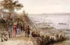 MIKAN 2896252 Lancement du Royal William à Québec, Bas-Canada. ca 1831 [Lancement du Royal William à Québec, Bas-Canada., ca 1831]